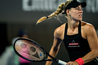 Angelique Kerber at 2019 Sydney International Tennis at Sydney Olympic Park