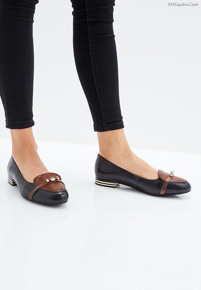fa5bbdd7b4 Zapatos de Moda para Mujer Bajitos ¡Bonitas Opciones!