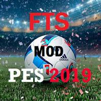 FTS Mod PES 2019 Full Transfer Apk+data