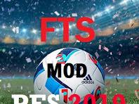 FTS Mod PES 2019 Full Transfer Apk+data (Full Transfer Liga Indonesia)