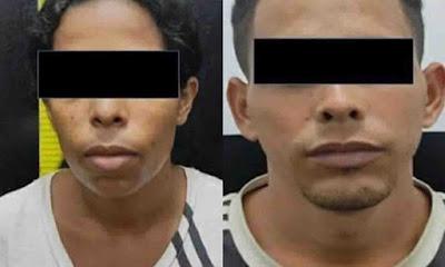 PADRASTRO Y MADRE detenidos por supuesta VIOLACIÓN