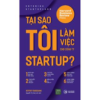 Tại Sao Tôi Làm Việc Cho Công Ty Startup? ebook PDF EPUB AWZ3 PRC MOBI
