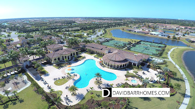 Gran Paradiso Venice FL pool and clubhouse