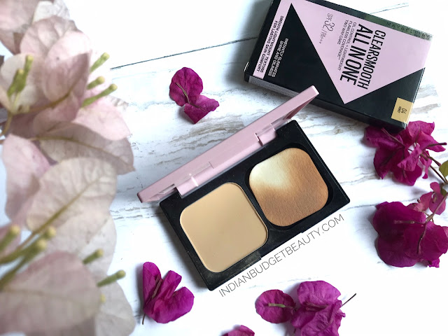maybelline clear smooth all in one two way cake review