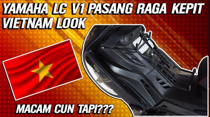 Raga Kepit Yamaha LC V1 Vietnam Style