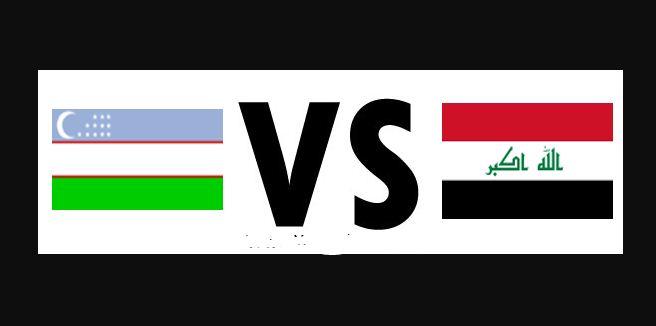 مشاهدة مباراة العراق واوزبكستان بث مباشر يلا شوت حصري yallashoot| كورة ستارkora star | كورة اون لاين kora online كورة ويب