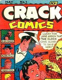 Read Crack Comics comic online