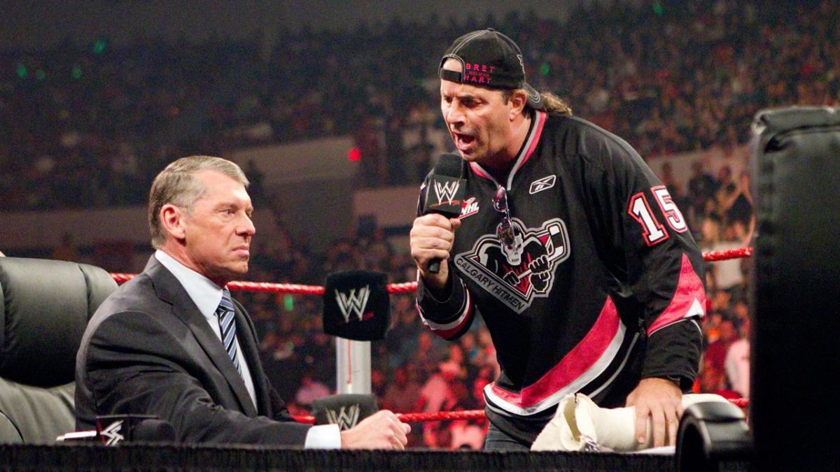 Bret Hart acusa Vince McMahon de matar a divisão de Tag Team da WWE
