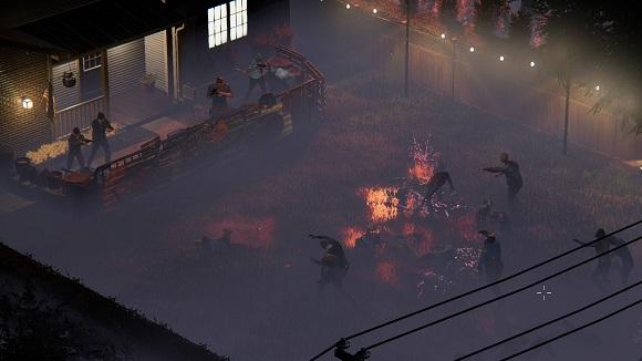 فرونت لاين-زيد-بي سي-لقطة للشاشة 1