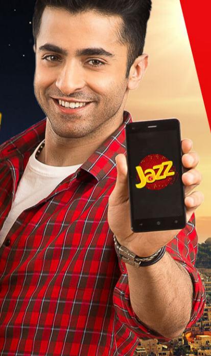 Mobilink Jazz 3G Internet Packages