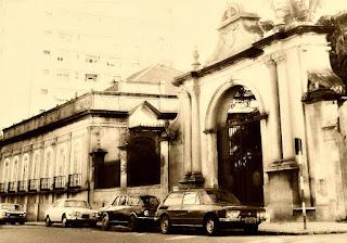 Casarão dos Câmara, Porto Alegre, Museu Júlio de Castilhos
