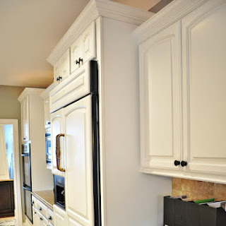 How to paint kitchen cabinets tutorial