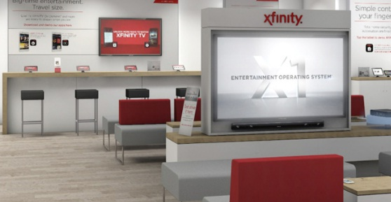 Comcast Service Center