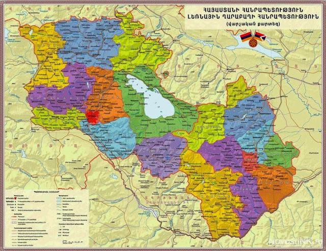 Warlick: parte de la solución es la libre determinación de la condición de Karabaj