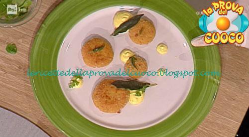 Mondeghili con salsa allo yogurt ricetta Cinzia Fumagalli