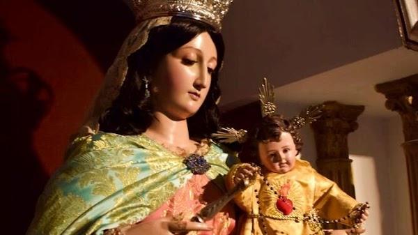 Cambio de sede en la hermandad del Rosario de Capataces y Costaleros de Jerez