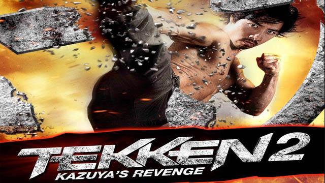 Tekken 2: Kazuya's Revenge (2014) English Movie 720p BluRay Download