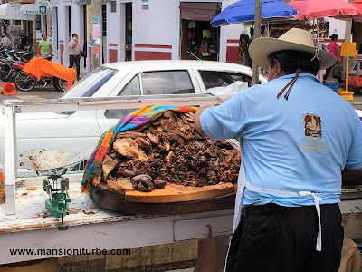 Carnitas de Quiroga, Michoacán