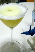Trago Sour Apple Martini