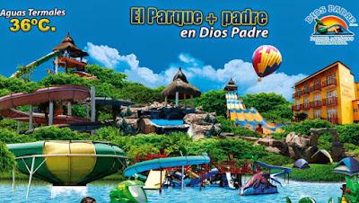 SCHOLASTICO te lleva al parque acuático Dios Padre