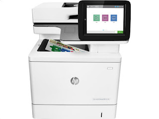 HP Color LaserJet Managed MFP E57540dn Drivers, Review