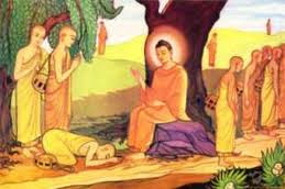 becoming buddha's attendant