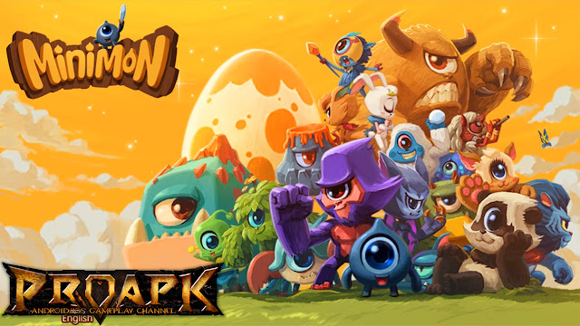 Minimon Adventure of Minions v1.12.91 APK Full