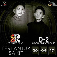 Download Mp3, Video, Terbaru RizkiRidho (2R) - Terlanjur Sakit