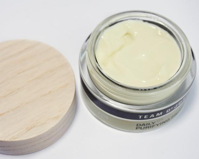 TEAM DR JOSEPH - Daily Purifying Facial Cream - ausgleichende Naturkosmetik, Mischhaut, fettige, ölige, Aktivstoffe, Gesichtscreme, nature, Hightech