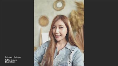Hasil Kamera Samsung A12 Selfie 3