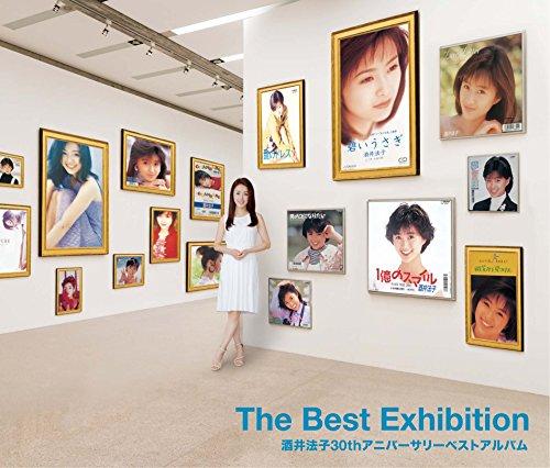 [Album] 酒井法子 – The Best Exhibition 酒井法子30thアニバーサリーベストアルバム (2016.09.21/MP3/RAR)
