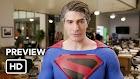 "Crisis on Infinite Earths - Nos bastidores: ""Raining Supermen"""