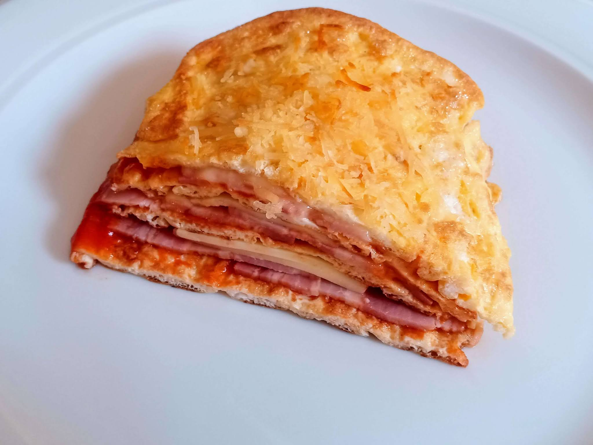 Receta de pastel de tortillas
