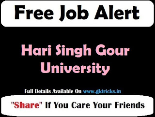 Hari Singh Gour University