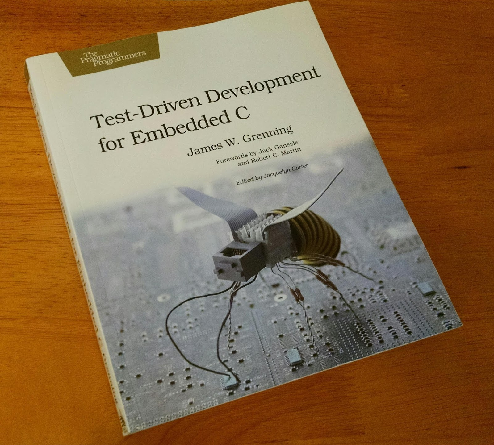 Flink And Blink: Review: Test Driven Development for