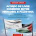 Relações Exteriores aprova acordo de livre comércio entre Mercosul e Palestina