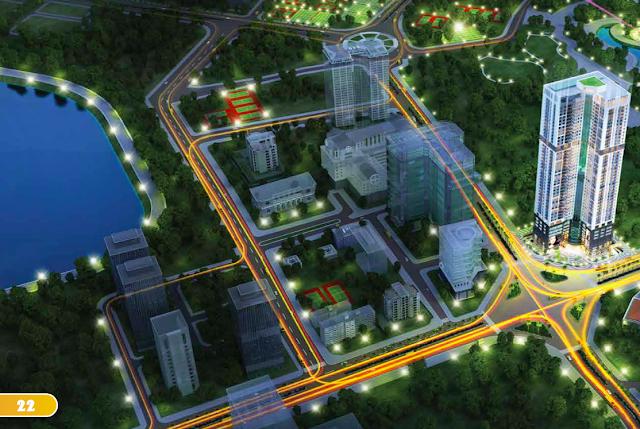 Sắp mở bán dự án Golden park Tower số 2 Phạm Văn Bạch
