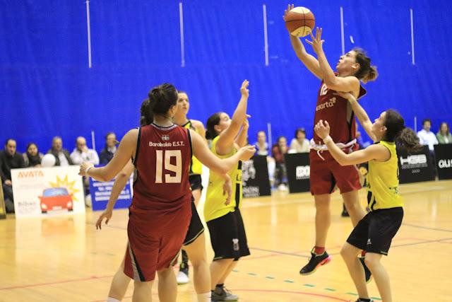 Baloncesto | El Ausarta Barakaldo EST cierra la fase regular y aspira a organizar la final a cuatro