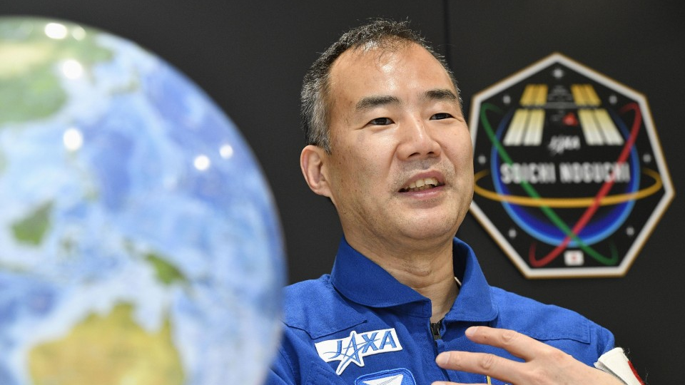 Japanese Astronaut Noguchi To Return To ISS