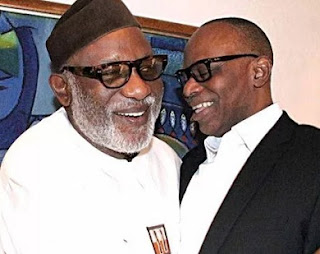 Governor Mimiko Hands Over To Akeredolu Ahead Inauguration