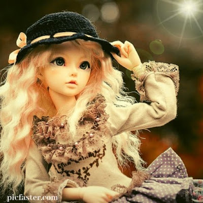 Best Cute Dolls Images For Whatsapp | Barbie Doll Pic Download