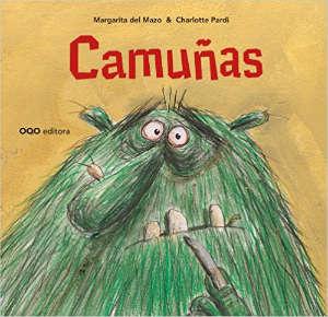 mejores cuentos infantiles, libros preferidos niños, camuñas margarita del mazo