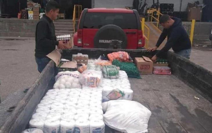 Héroe sin capa: Empresario mexicano regala despensas a sus trabajadores ante coronavirus