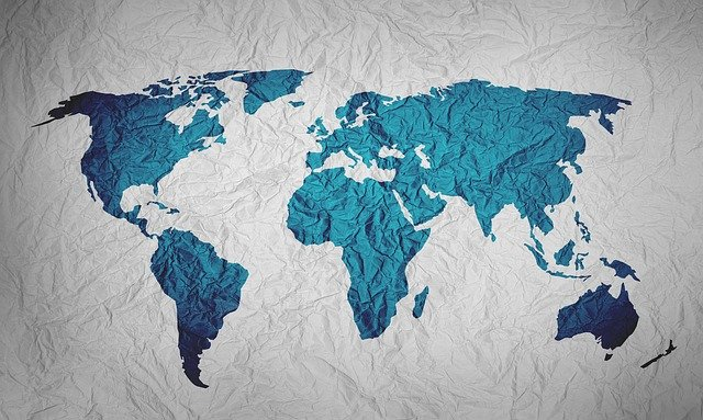Pengertian Peta, Fungsi Peta, Unsur Peta & Jenis Peta (Lengkap)