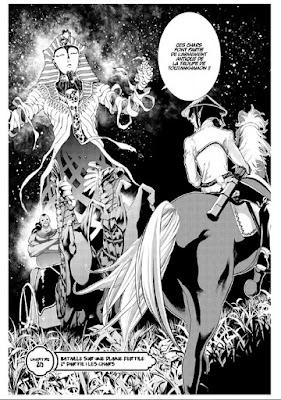 Kingdom of knowledge tome 3 : Riou fait face à l'ennemi qui possède des chars de combats