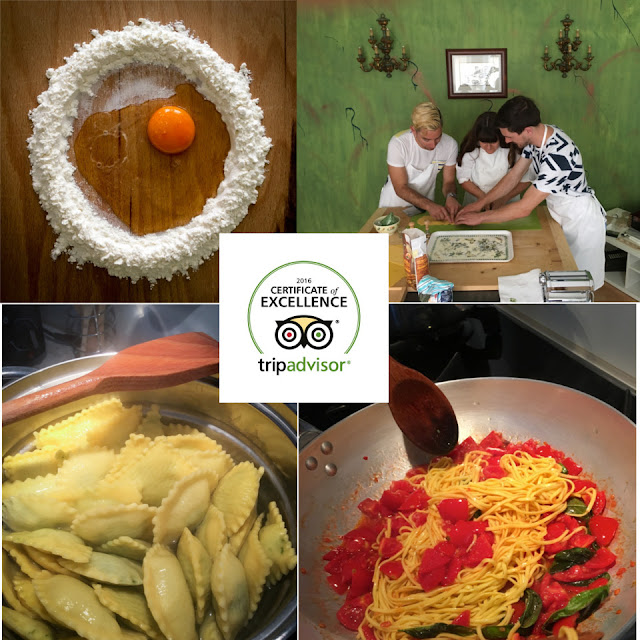 Mama Isa's Cooking Classes in Venice Italy