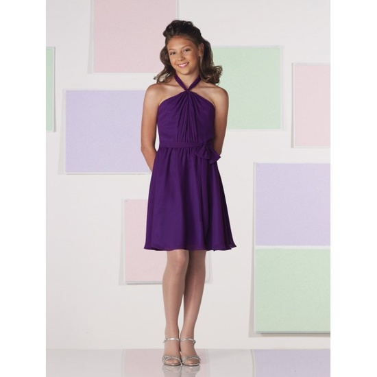 Purple Bridesmaid Dress: How To Select Junior Bridesmaid ...