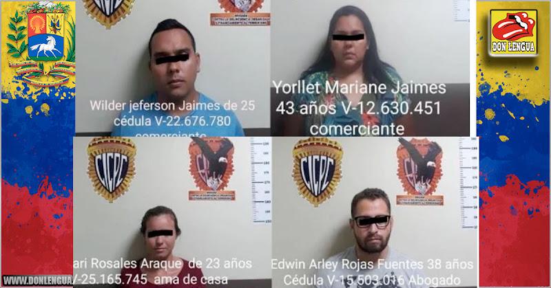 6 detenidos en San Cristóbal por pertenecer a una red de prostitución infantil
