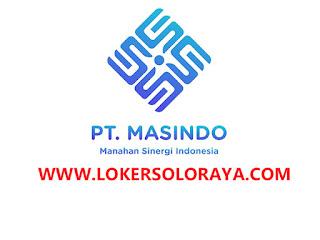 Loker Accounting di Sukoharjo PT Manahan Sinergi Indonesia