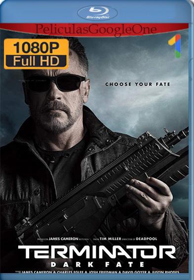 Terminator: Destino Oscuro 2019 BRRip 1080p Latino Luiyi21